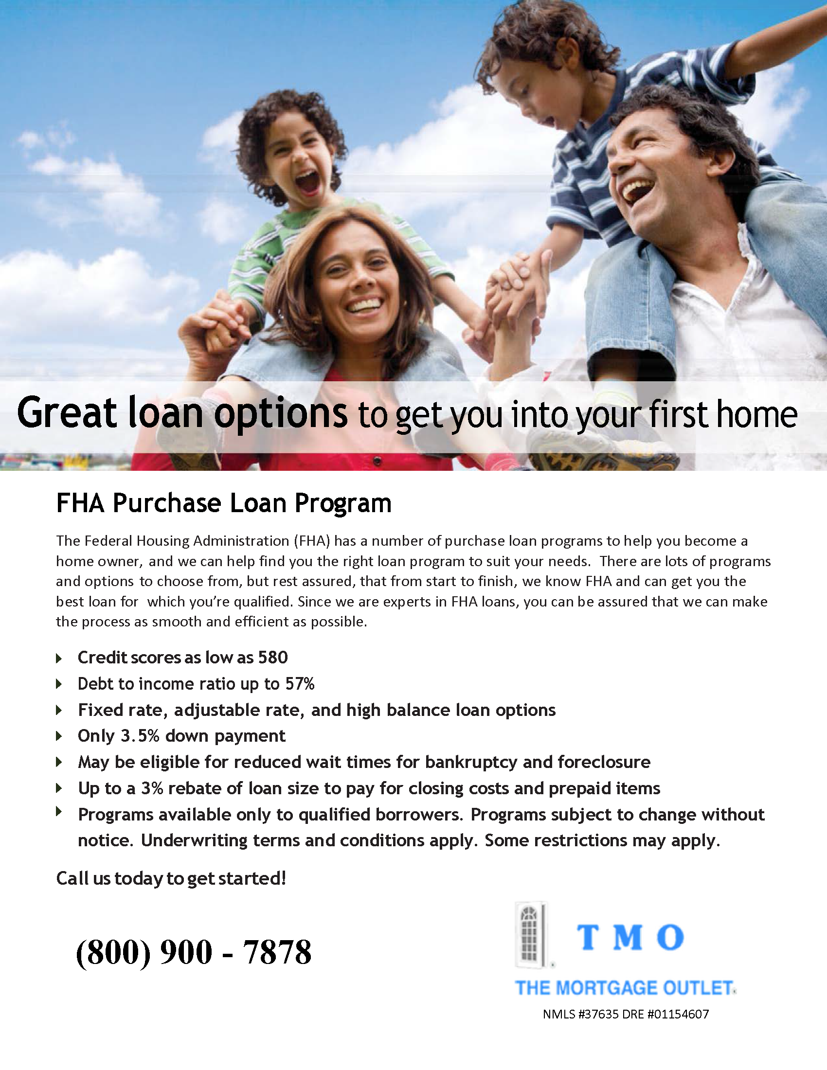 Website FHA Purchase