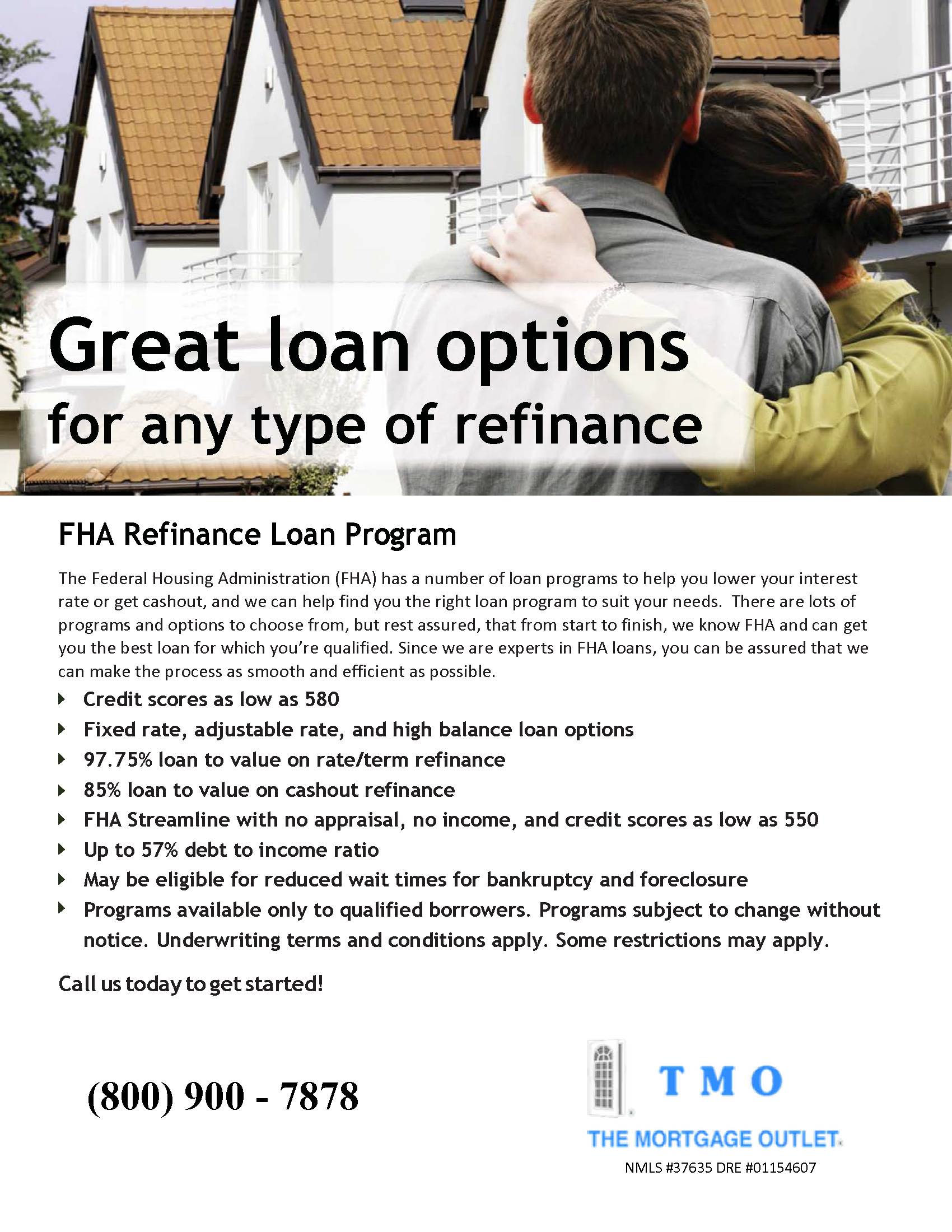 Website FHA Refinance