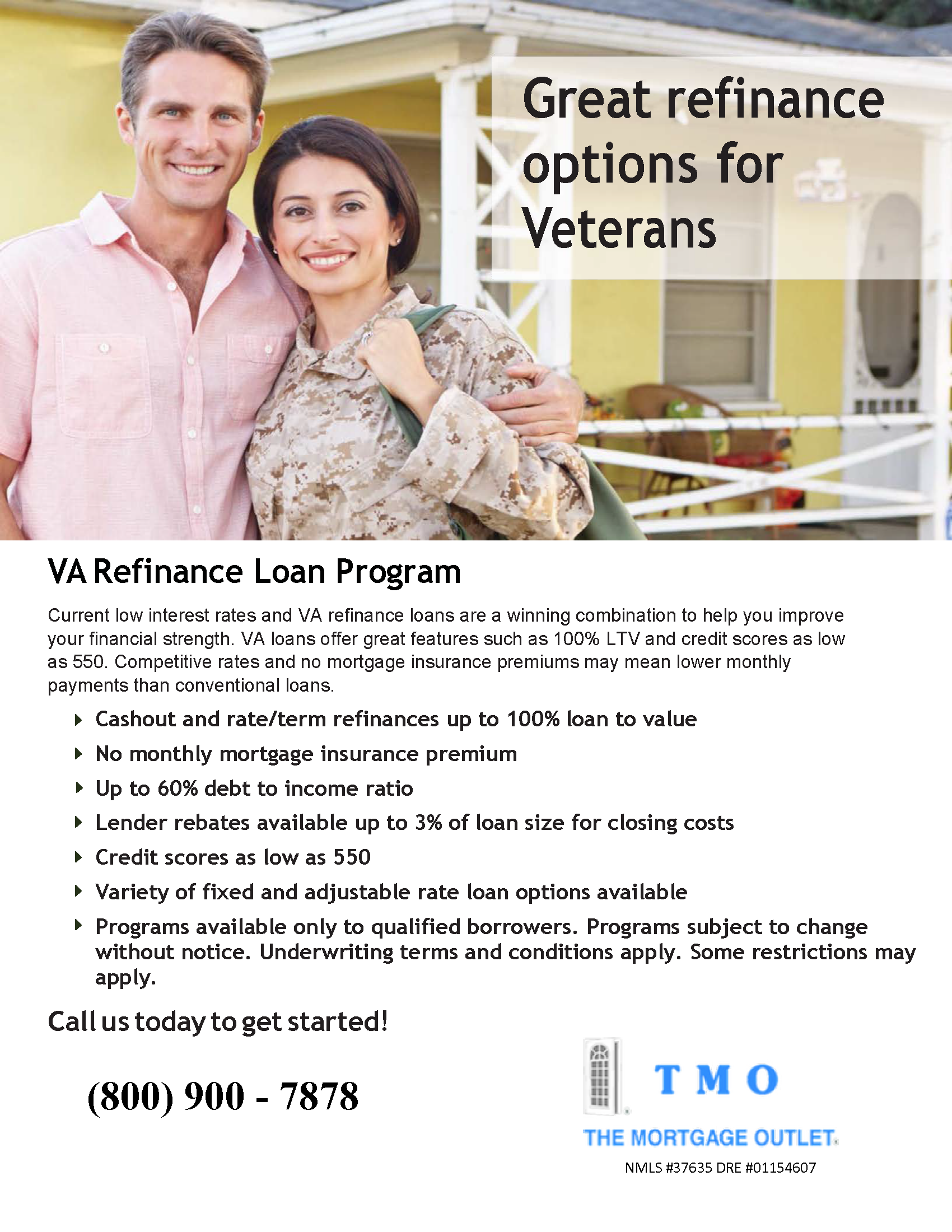 Website VA Refinance